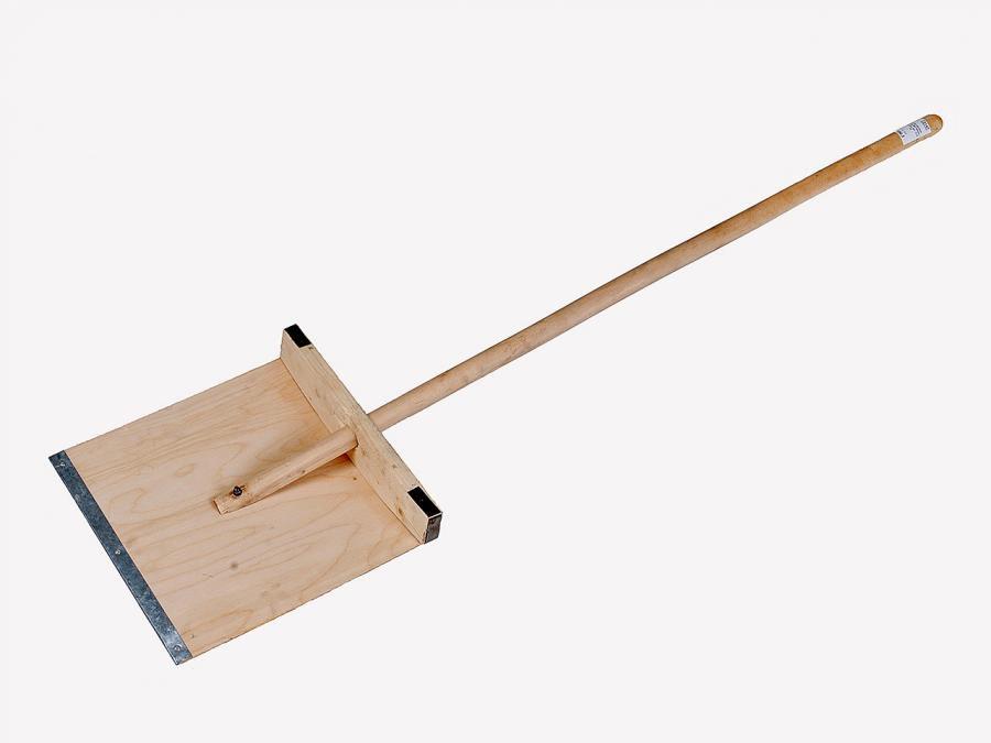 Деревянные лопатки своими руками